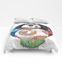 Space Exploration Comforters