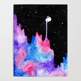 THERE'S COFFEE IN THAT NEBULA II Poster