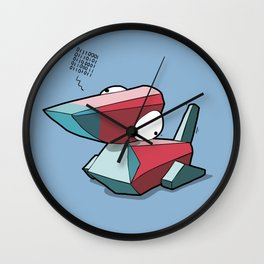 Pokémon - Number 137 Wall Clock