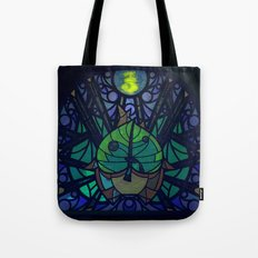 Sage of Wind Tote Bag
