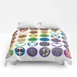 Collective Nouns 01 Comforters
