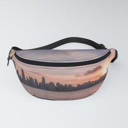 City Sunset Fanny Pack