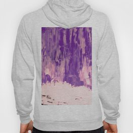 Snow Dreams in Autumn, Solar Flares Series Hoody