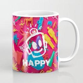 PRIDE (Plastic Menagerie Version) Coffee Mug