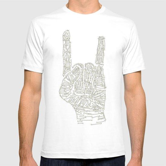 Horns Hand T-shirt