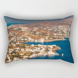 Beautiful Leros Rectangular Pillow