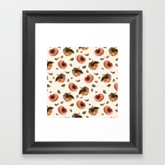 moldy peaches Framed Art Print