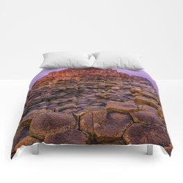 When the sun raises Comforters