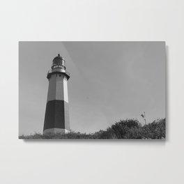 Lookout Tower Metal Print