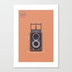 The Elioflex print Canvas Print