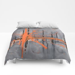 Levels -  (from Original Painting by BruceStanfieldArtist) Comforters