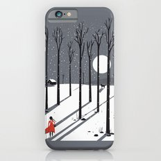 little red cap Slim Case iPhone 6