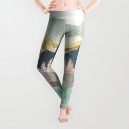 Summer Vista Leggings