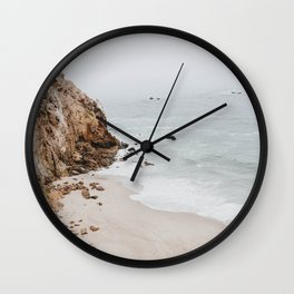 malibu coast / california Wall Clock