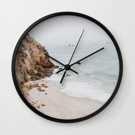 malibu coast / california Wall Clock