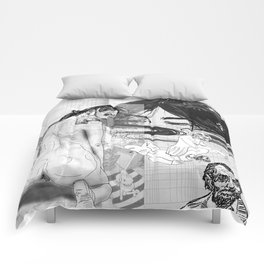 The constellation erotique 4610 Comforters