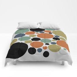 Geometric Circumference Comforters