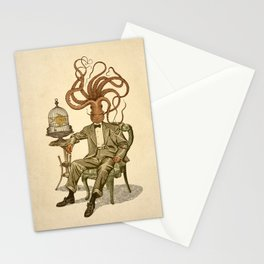 Haircut number 8 Stationery Cards