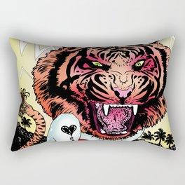 Oh, Tiger! Rectangular Pillow