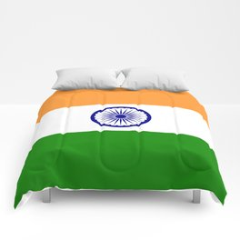 India: Indian Flag Comforters