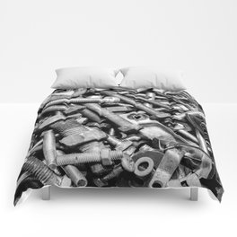 Nuts and Bolts Comforters