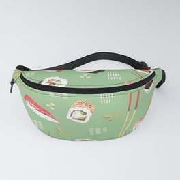 Sushi Party! Fanny Pack