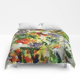 Blooming 1 Comforters