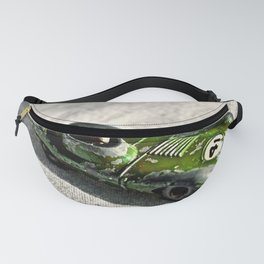 Toy Racing Car Fanny Pack
