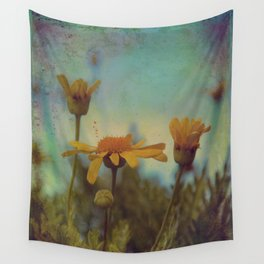 The beauty of simple things Wall Tapestry