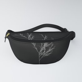 Weed with L-System Fanny Pack