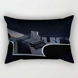 E-Guitar Rectangular Pillow
