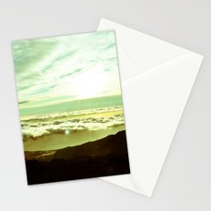 Between the Clouds Stationery Cards