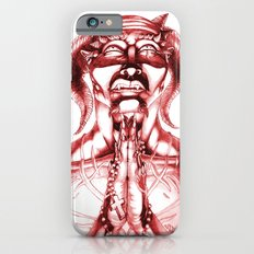 Prayer (Red) Slim Case iPhone 6s