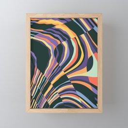 Fusion 8 Framed Mini Art Print