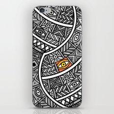 Oba Goldeneye iPhone & iPod Skin