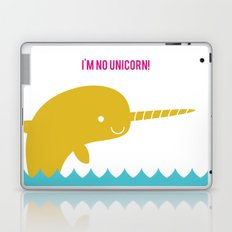 Hello Narwhal Laptop & iPad Skin
