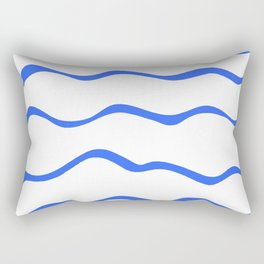 Mariniere marinière – new variations I Rectangular Pillow