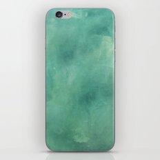 Turquoise Stone Texture iPhone & iPod Skin