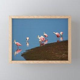 Stacking Up the Memories Framed Mini Art Print