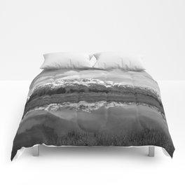 Grand Tetons Comforters