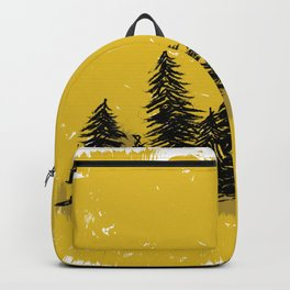 Golden Trees in the Pacific Northwest- PNW Backpack