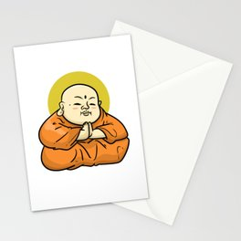 Great Monk Spiritual Chakra Stationery Cards