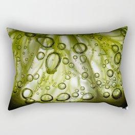 Lime Rectangular Pillow