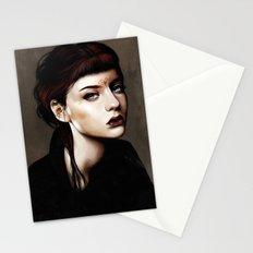 Zoey Scarlet Stationery Cards