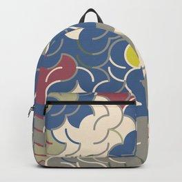 Abstract Geometric Artwork 83 Backpack