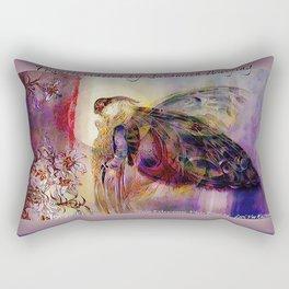 Sulamith Wulfing - Transfiguration Rectangular Pillow