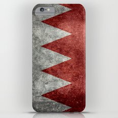 The flag of the Kingdom of Bahrain - Authentic version Slim Case iPhone 6 Plus