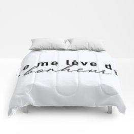 104. I wake up (early) HAPPY Comforters
