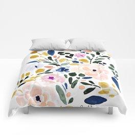 Sierra Floral Comforters