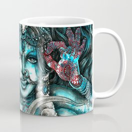 Goddess Kali Coffee Mug